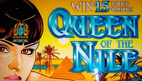 ART QUEEN OF THE NILE