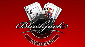 MULTI - HAND BLACKJACK