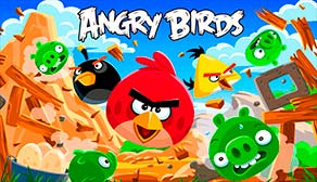 NVM ANGRY BIRDS